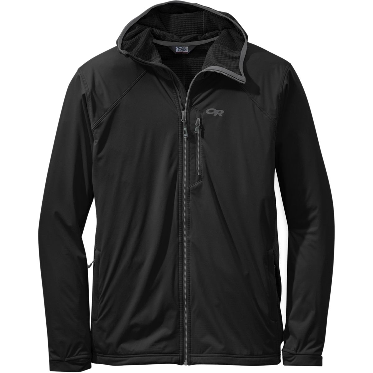Outdoor Research Centrifuge Hooded Softshell Jacket - Men