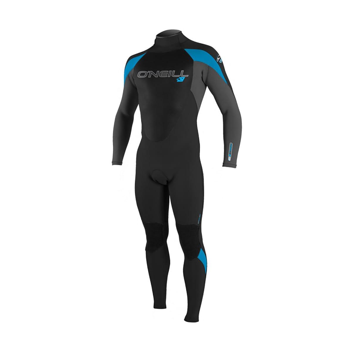 Epic 3/2mm Back-Zip Full Wetsuit - Men