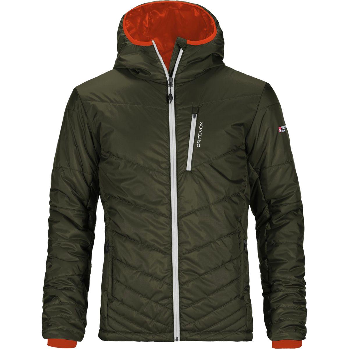 Ortovox Piz Bianco Insulated Jacket - Men