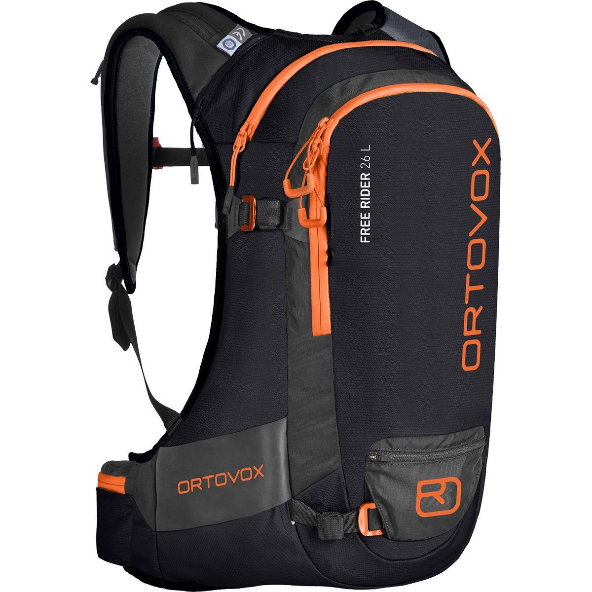 Ortovox Free Rider 26L L Backpack Black Raven, One Size