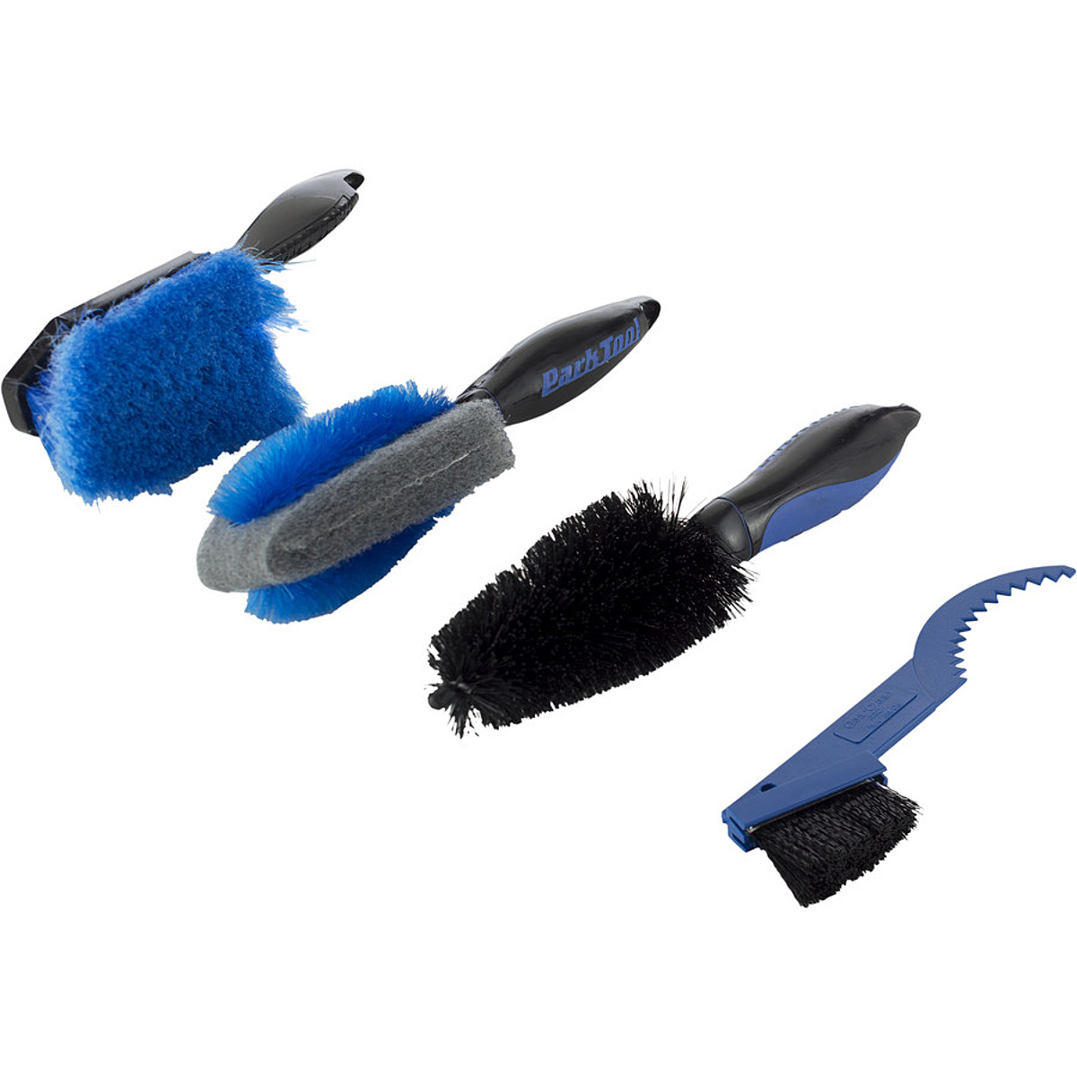 Park Tool BCB-4.2 Bike Cleaning Brush Set Blue, One Size