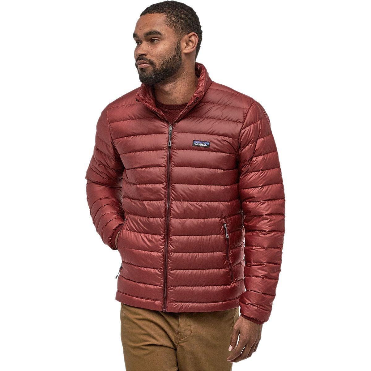 Down Sweater Jacket - Men