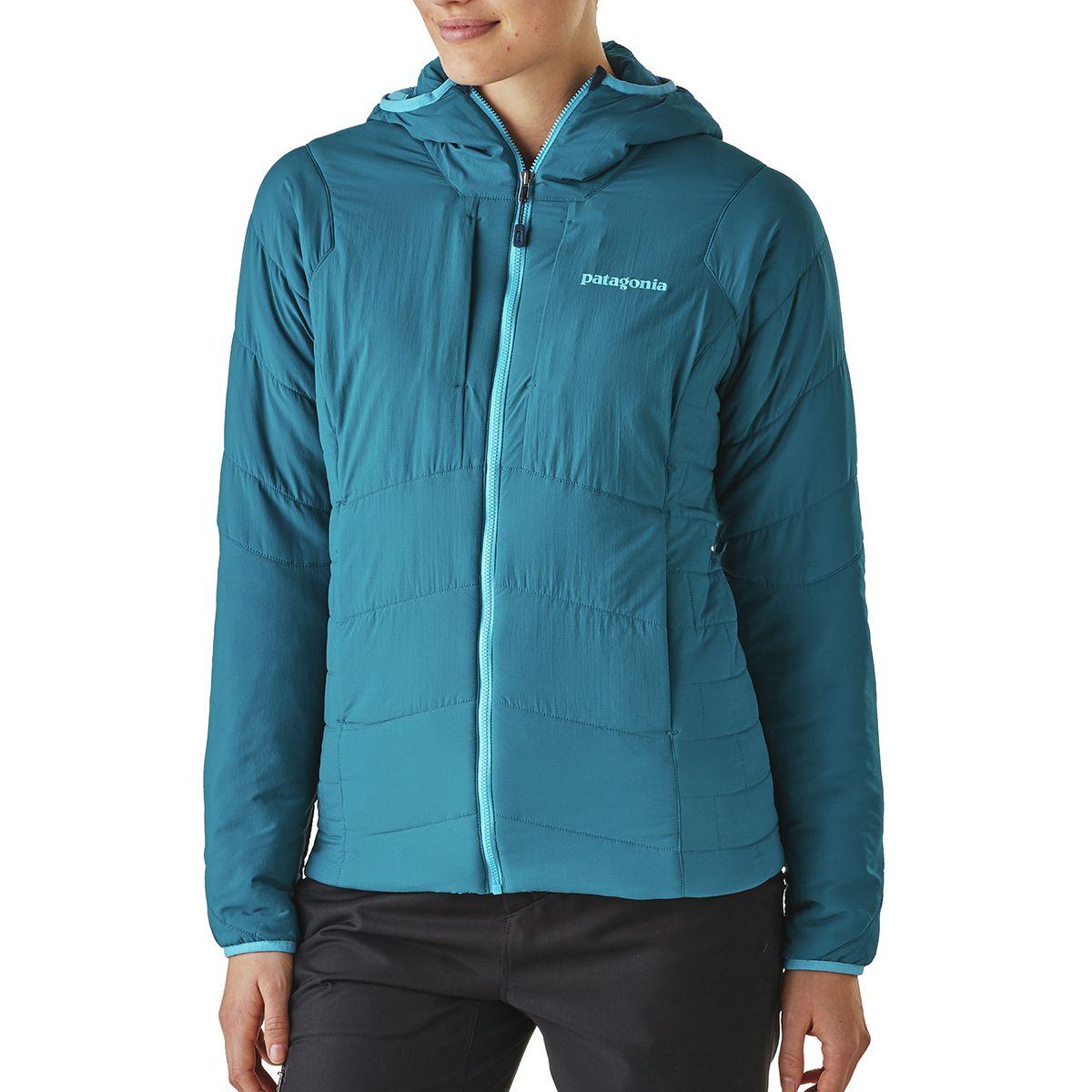 Patagonia Nano-Air Hooded Insulated Jacket - Women