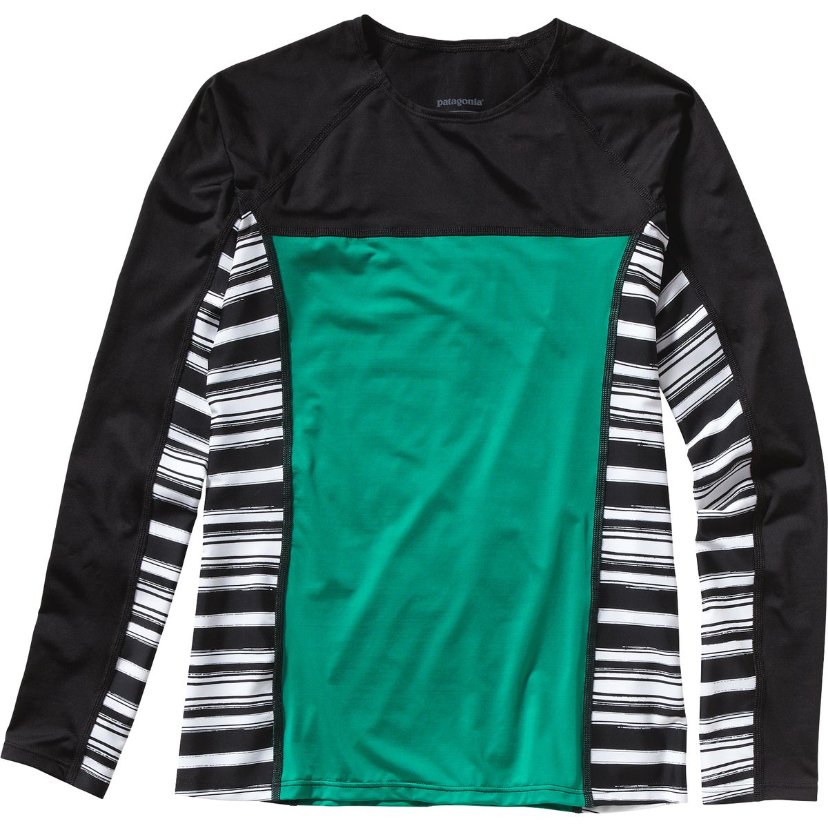 photo: Patagonia Micro Swell Rashguard