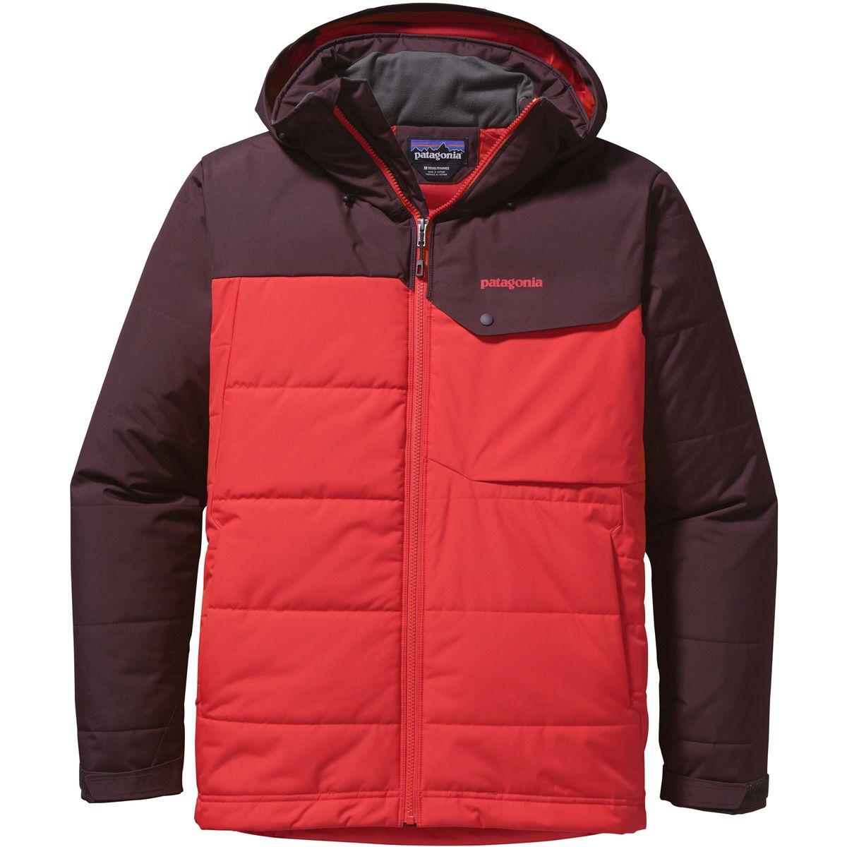Mens Snowboard Jackets