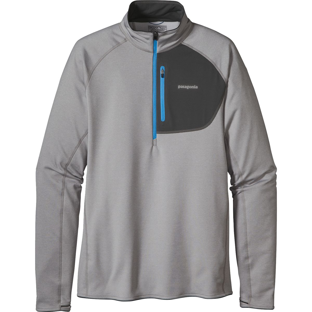 Patagonia Thermal Speedwork Zip-Neck Top - Men