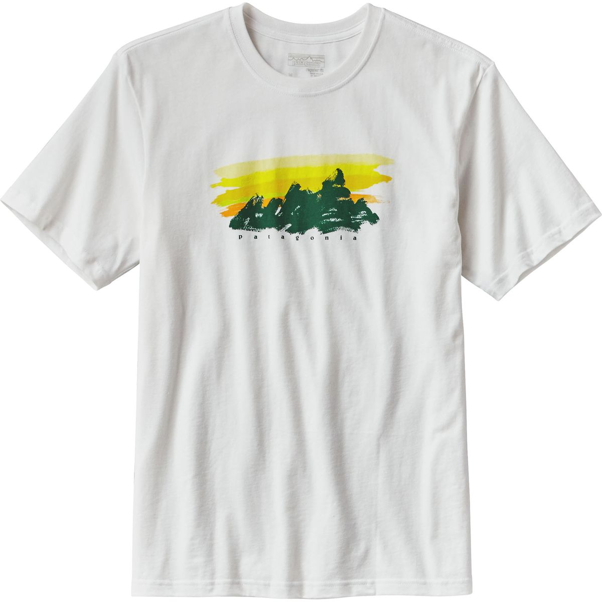 Patagonia Painted Fitz Roy T-Shirt - Short-Sleeve - Men