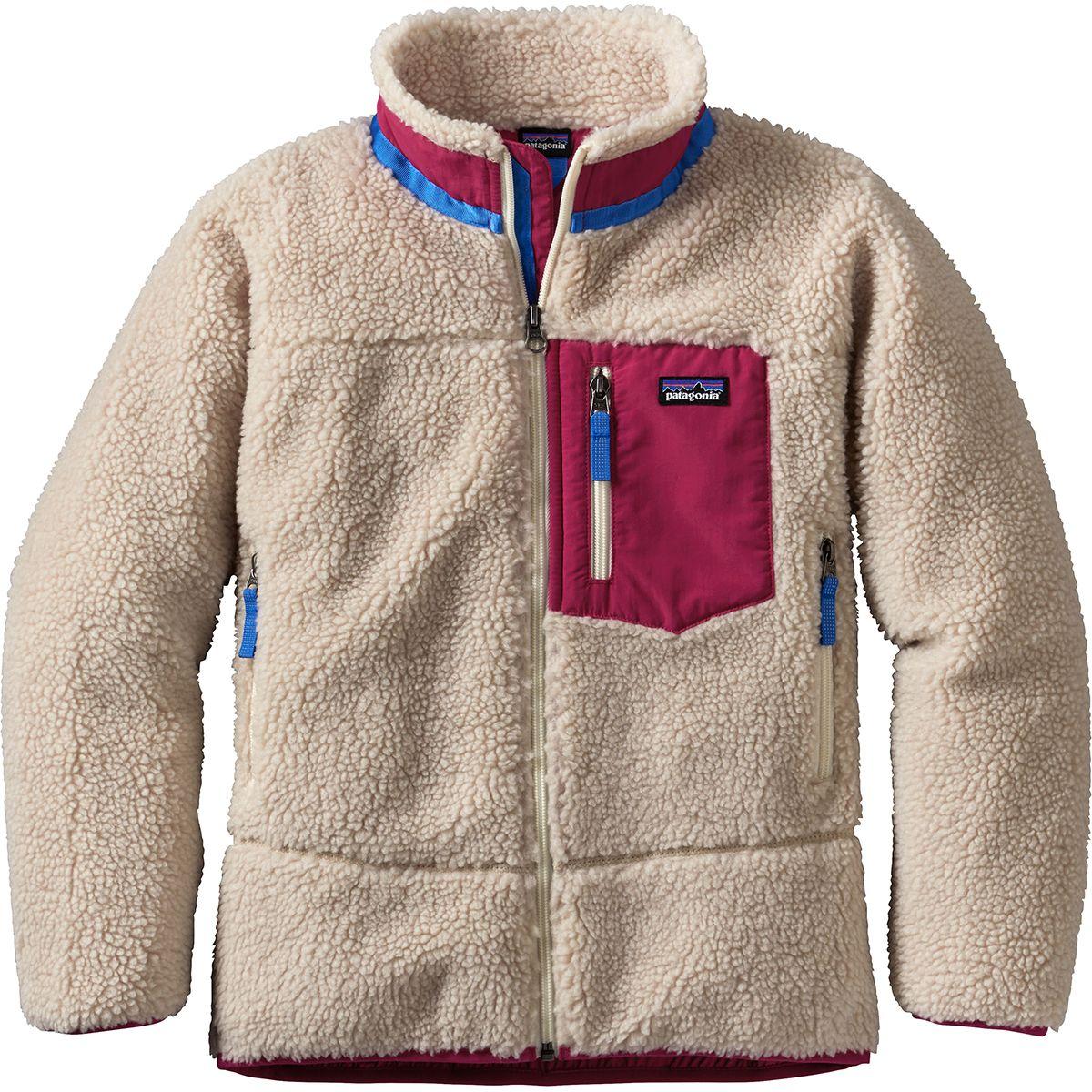 Retro-X Fleece Jacket - Girls