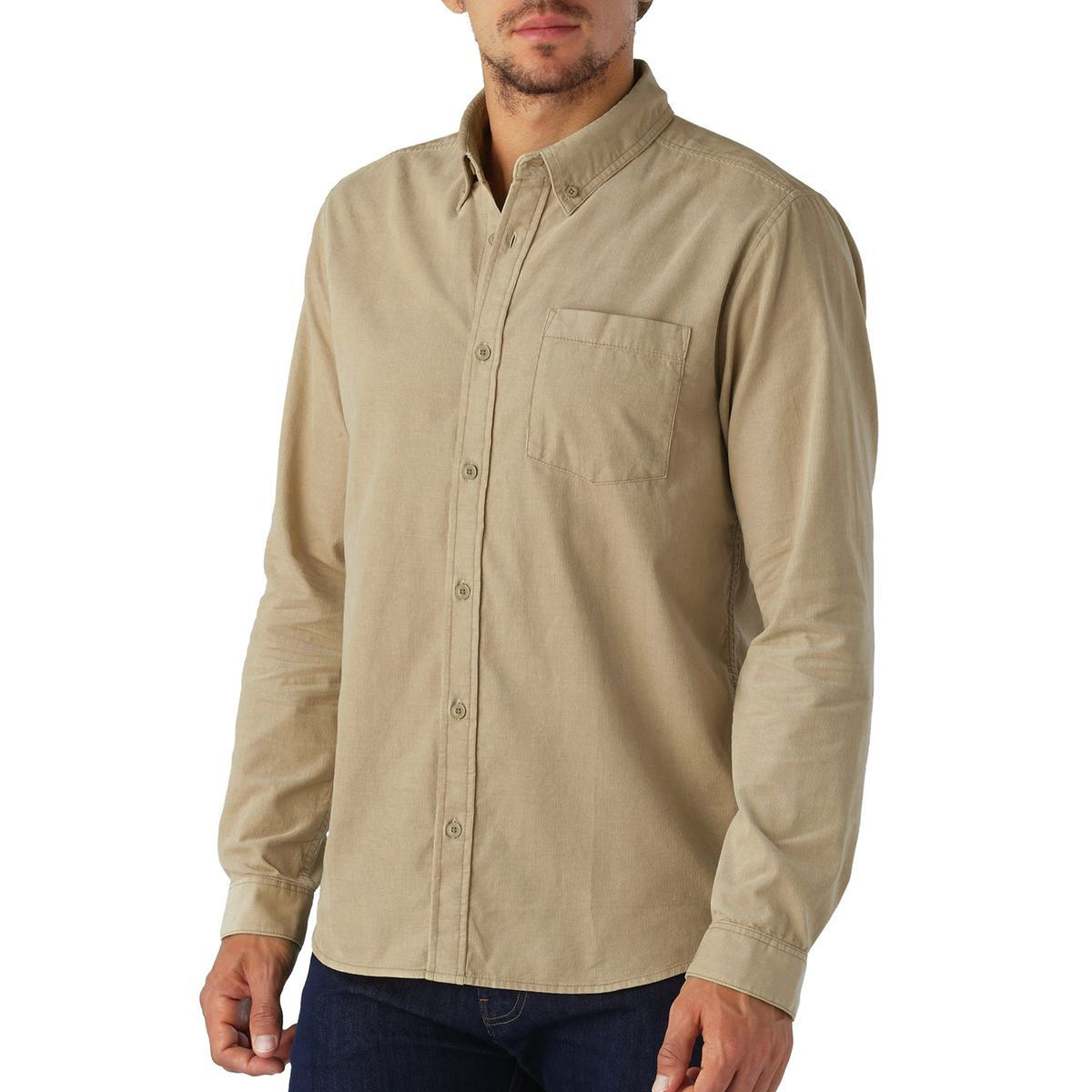 Patagonia Bluffside Cord Shirt - Men