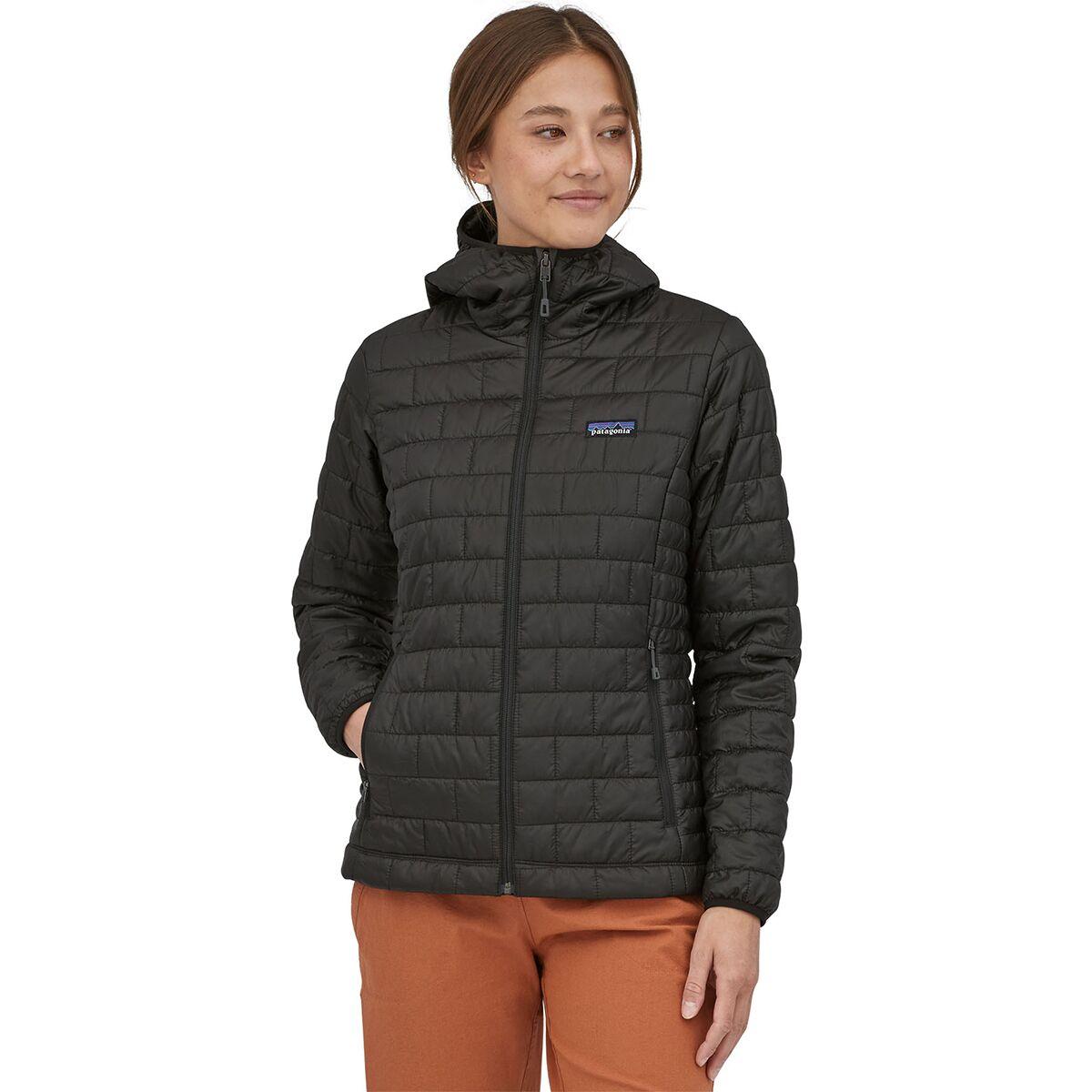 Patagonia Nano Puff Hooded Insulated Jacket - Women