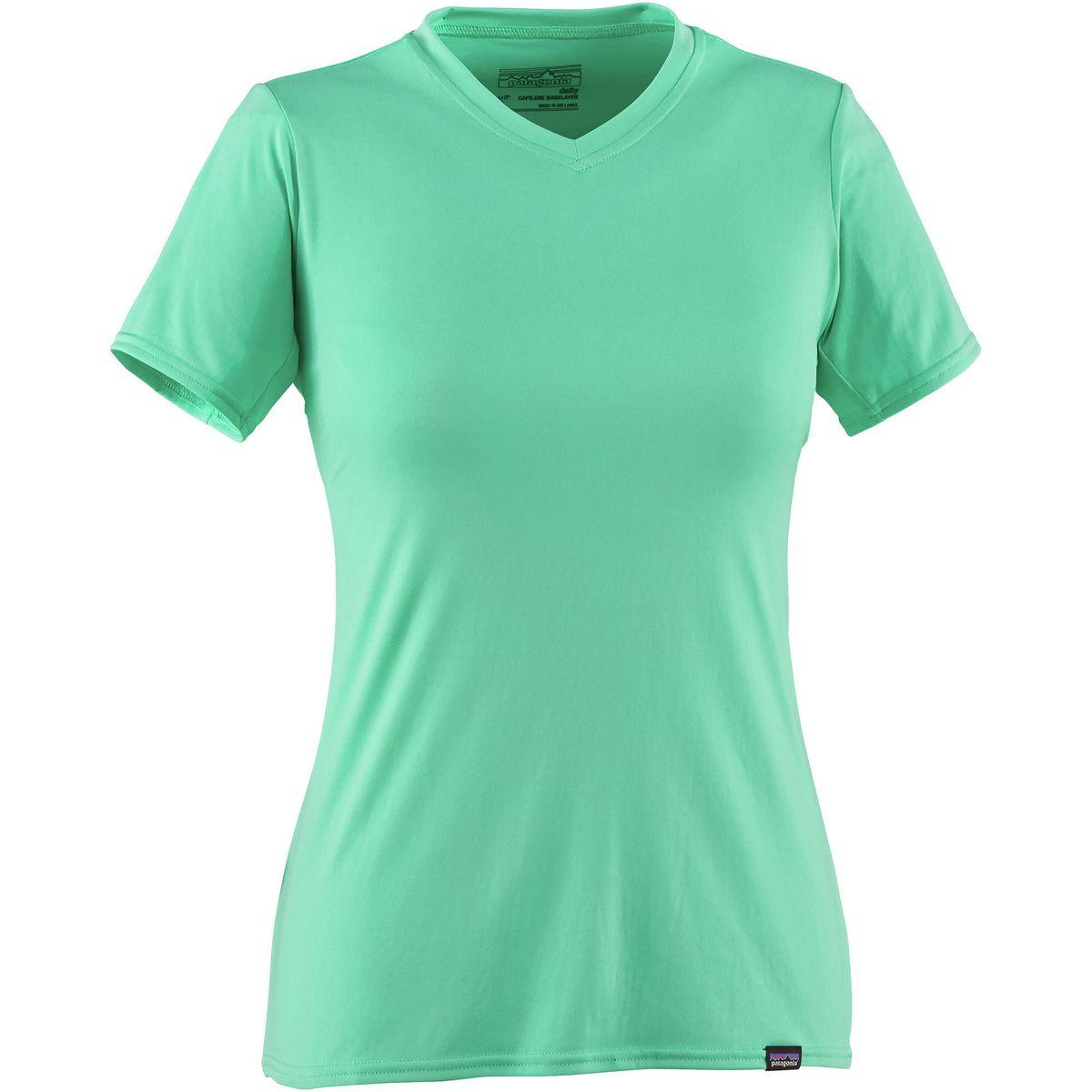 Patagonia Capilene Daily T-Shirt - Women