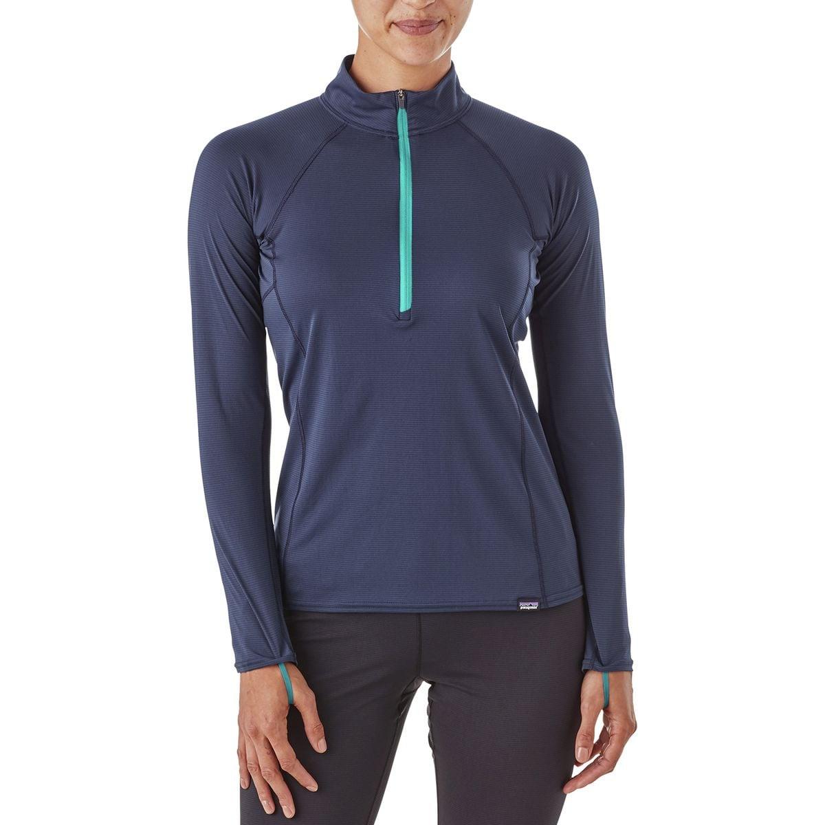 Patagonia Capilene Lightweight Zip-Neck Shirt - Women