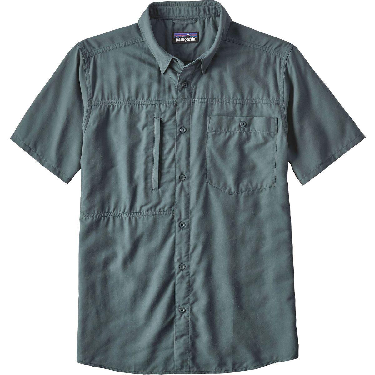 Patagonia Gallegos Short-Sleeve Shirt - Men