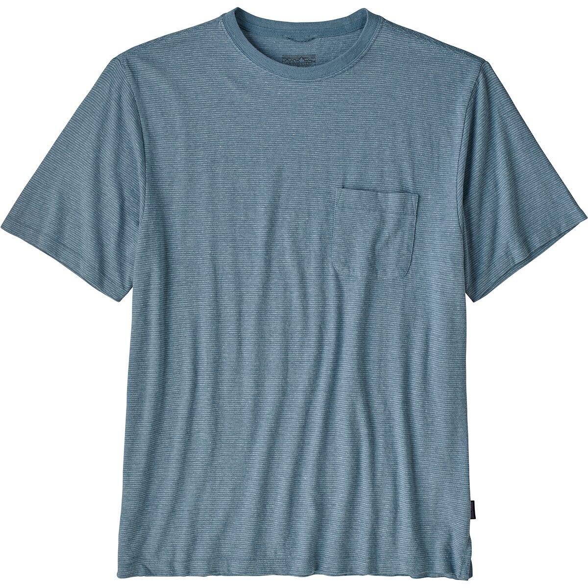 Trail Harbor Pocket T-Shirt - Men