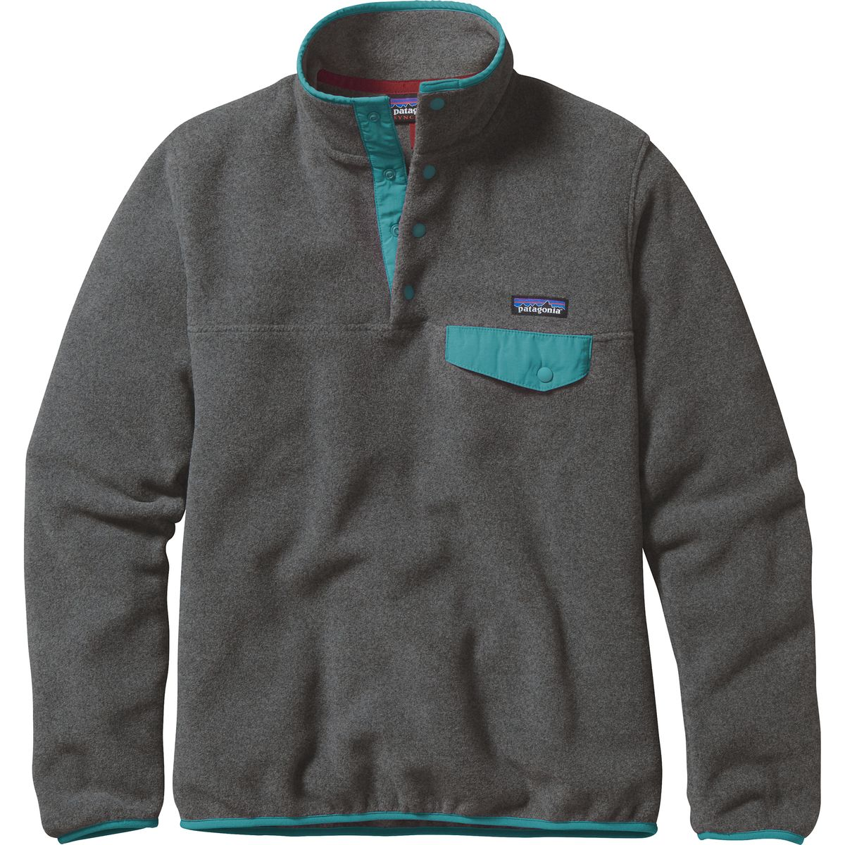 Patagonia Synchilla Lightweight Snap-T Fleece Pullover - Women
