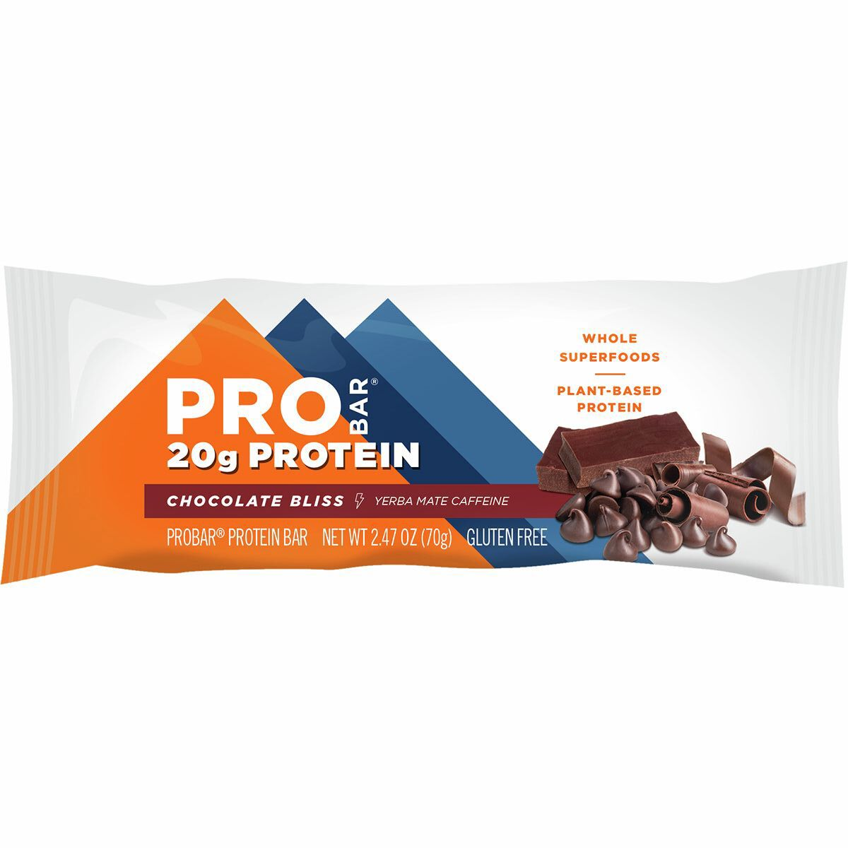 ProBar Base Bar  12 Pack Chocolate Bliss One Size