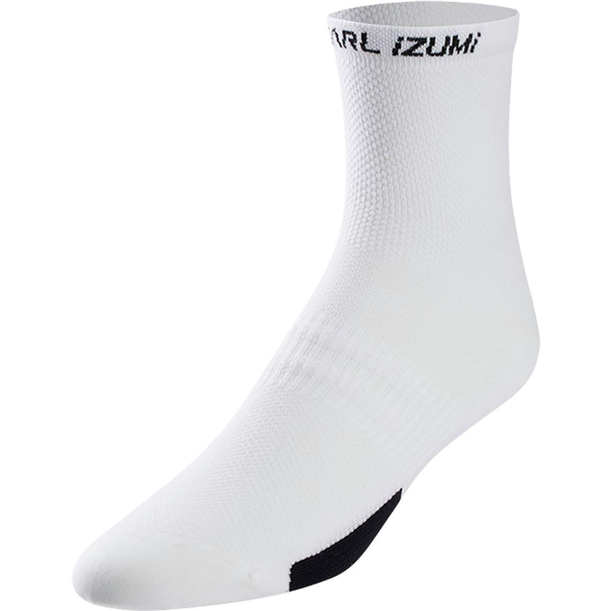 Pearl Izumi ELITE Sock Pi Core White, L