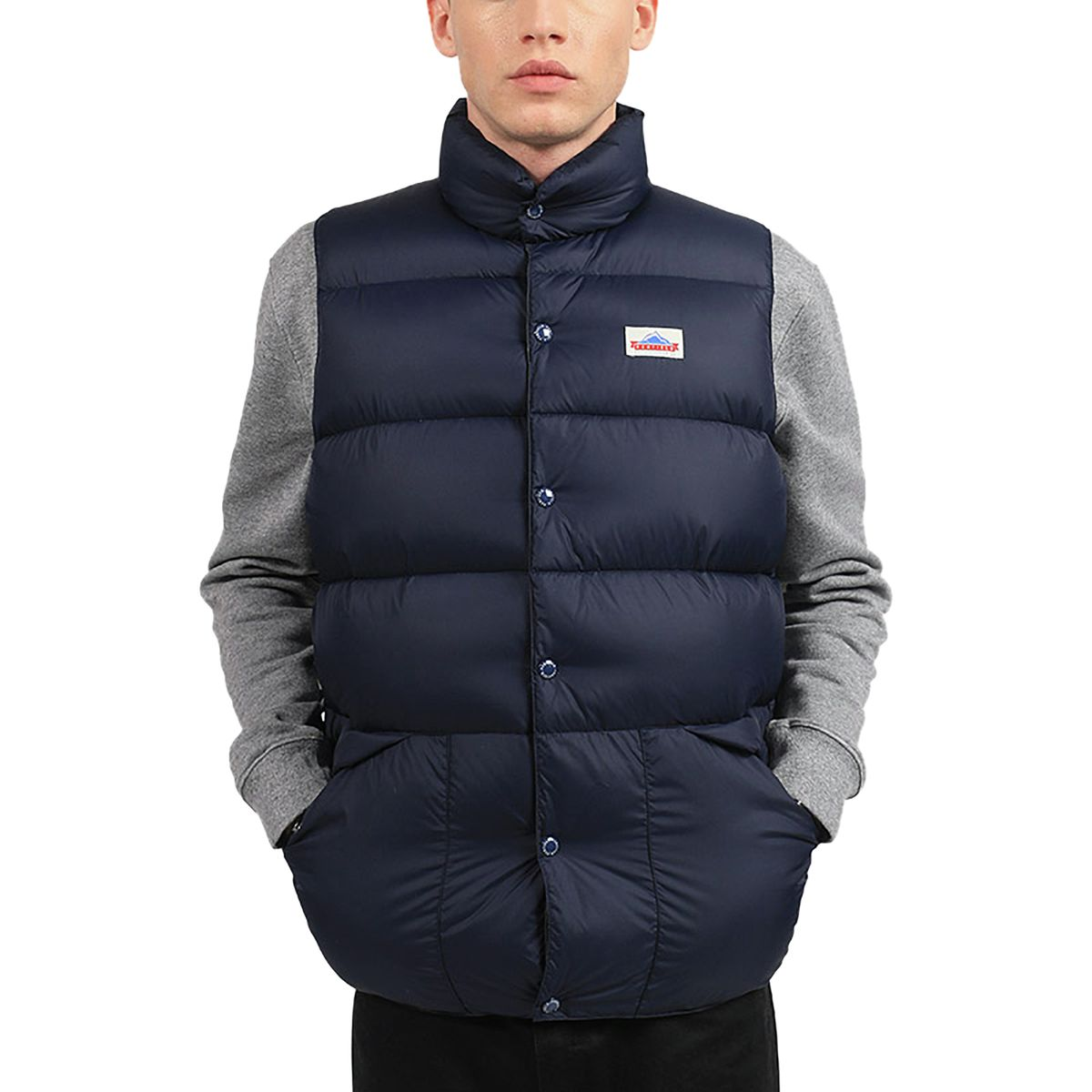 Penfield Outback Colorblocked Down Vest - Men