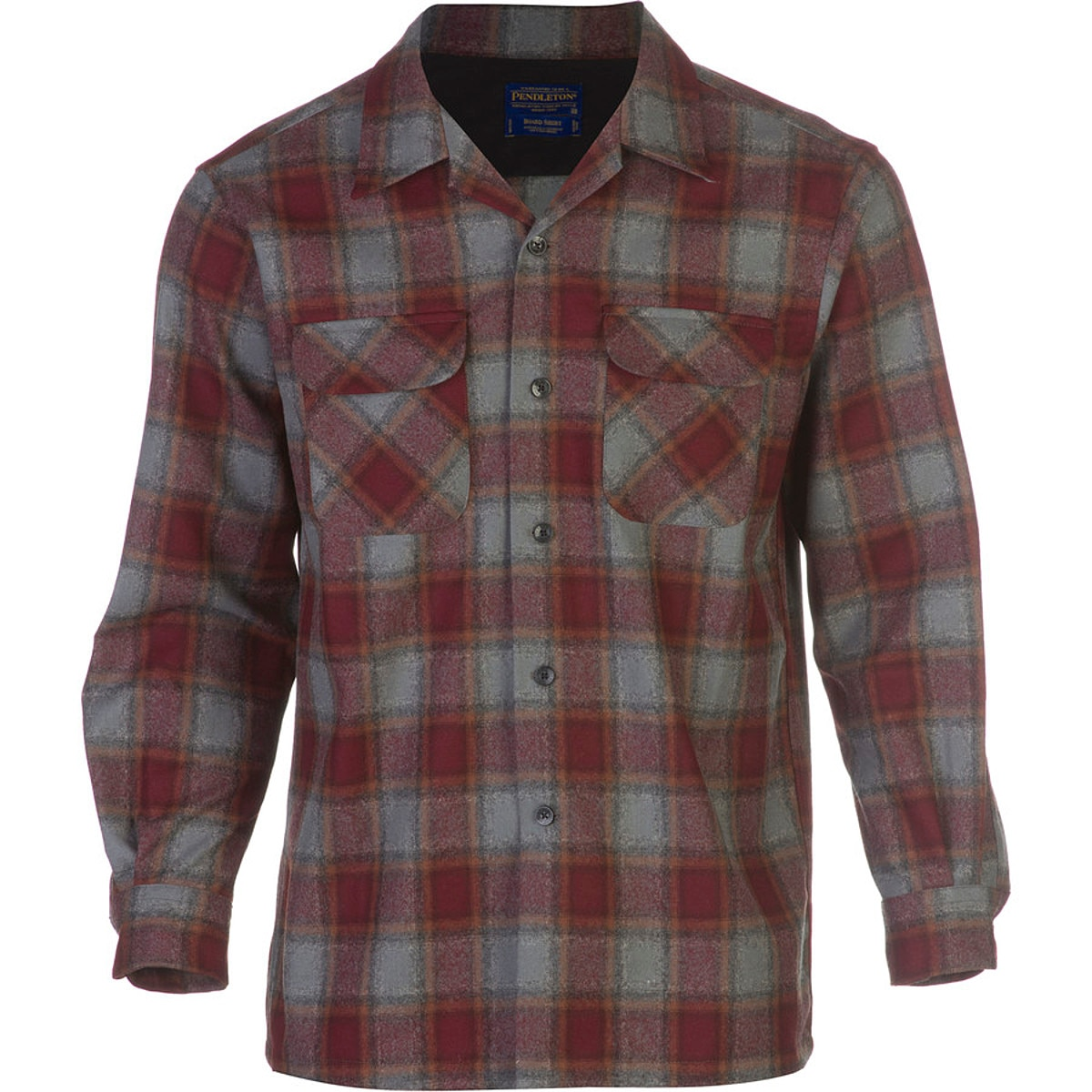 Very nice material- classic Pendleton, you can definitely dress it up with a nice pair of jeans or throw it on for a great outdoor adventure. The double pockets are a nice accent too. Sizing seems true, purchased it in his normal shirt size and it was a little roomy- not very fitted- but he wasn't swimming in /5(6).