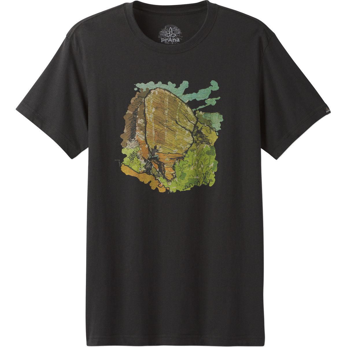 Prana Redlands Slim T-Shirt - Men