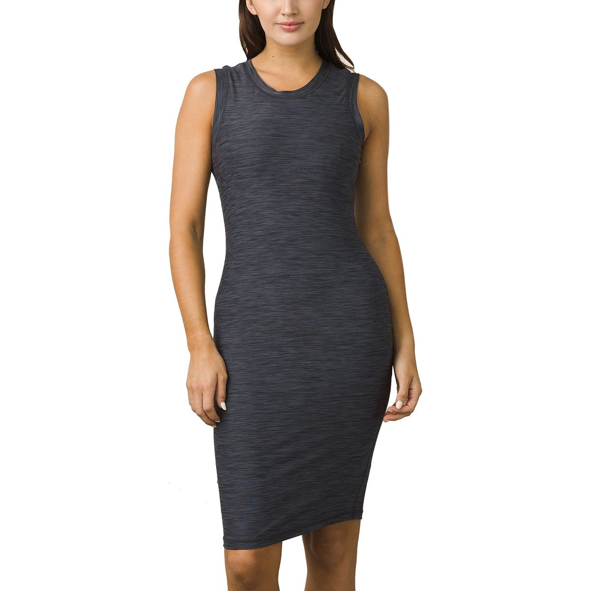Prana Vertex Dress - Women's Charcoal, S PRA015M-CH-S