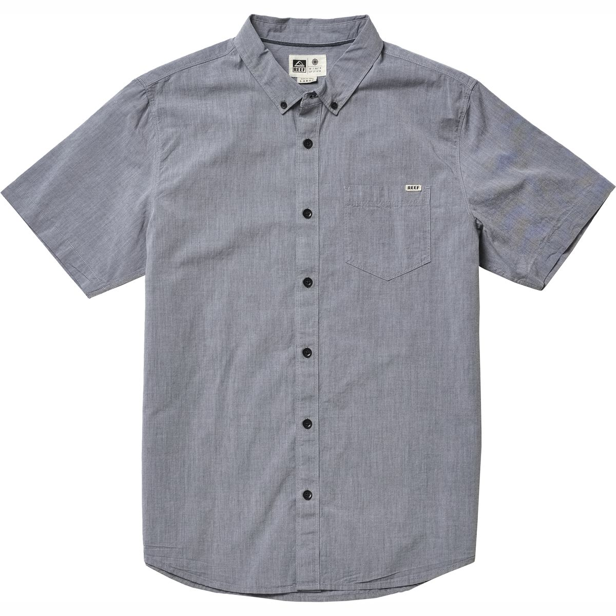 Reef Wash Out Shirt - Short-Sleeve - Men