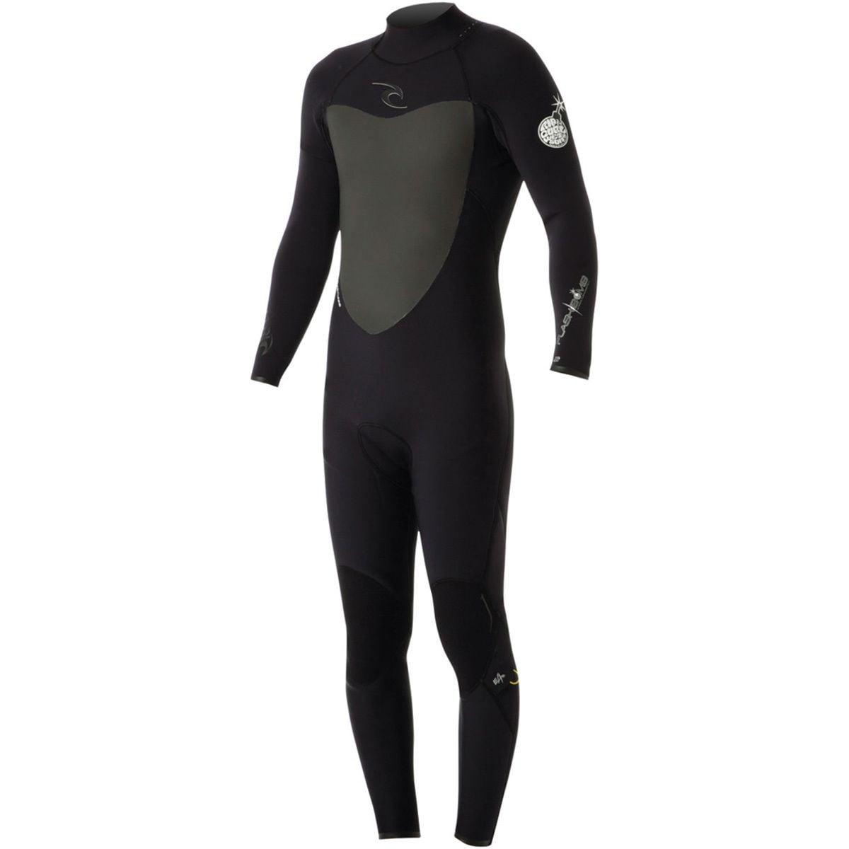 Rip Curl 4 3 Flash Bomb Back Wetsuit  Mens