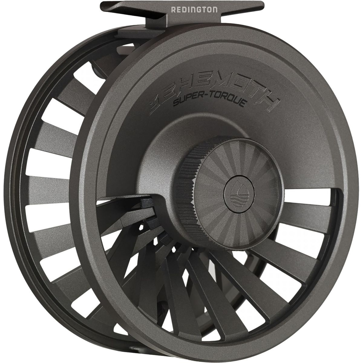 Redington Behemoth Series Fly Reel Gunmetal 11 12