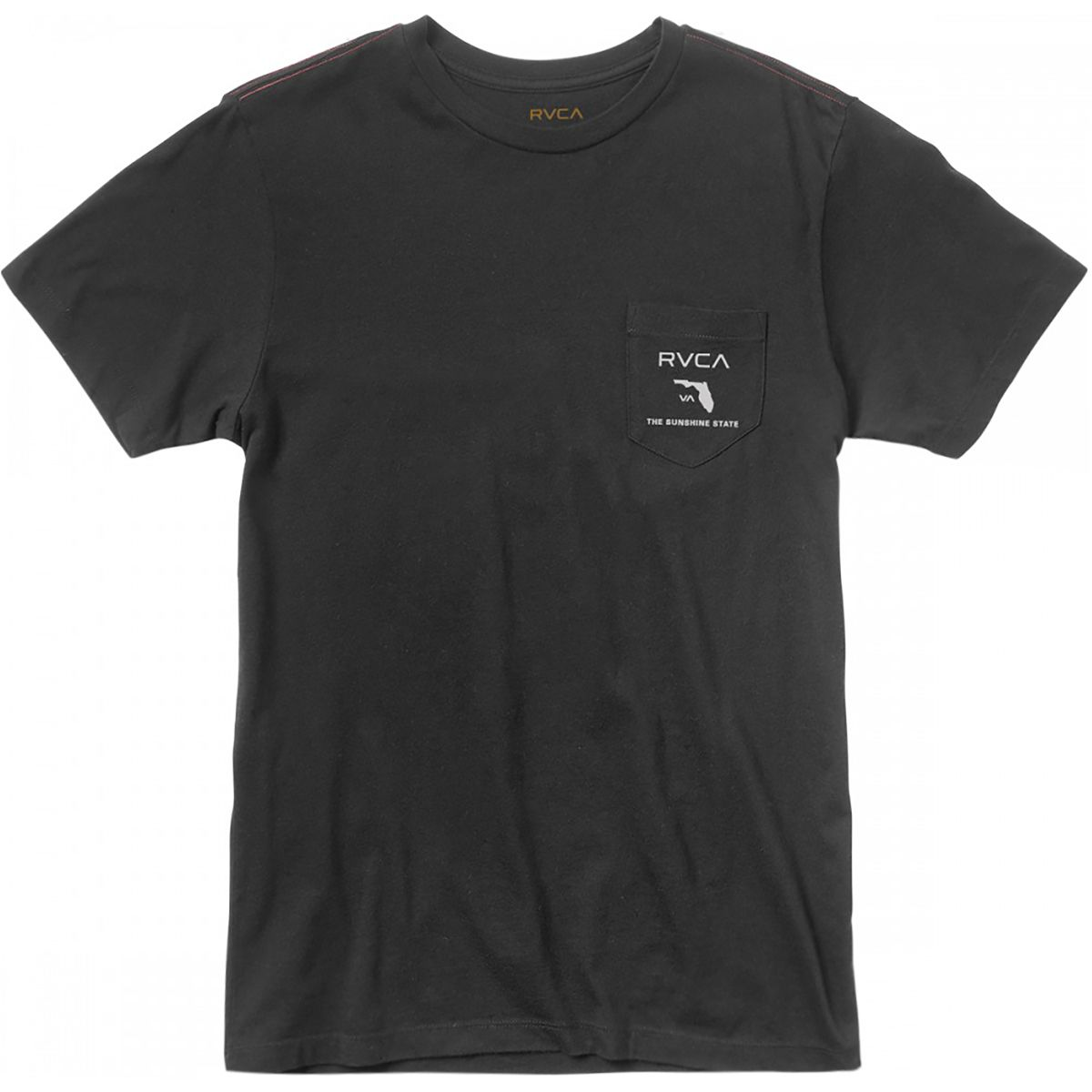 RVCA Florida State Stack T-Shirt- Men