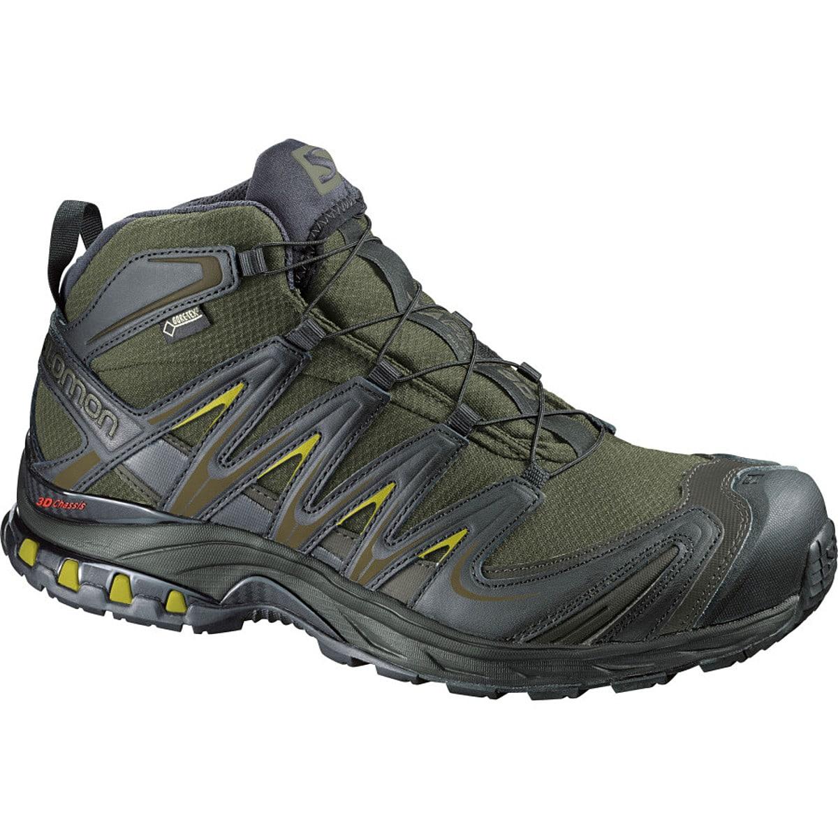 Salomon XA Pro Mid GTX Hiking Shoe - Men's | eBay