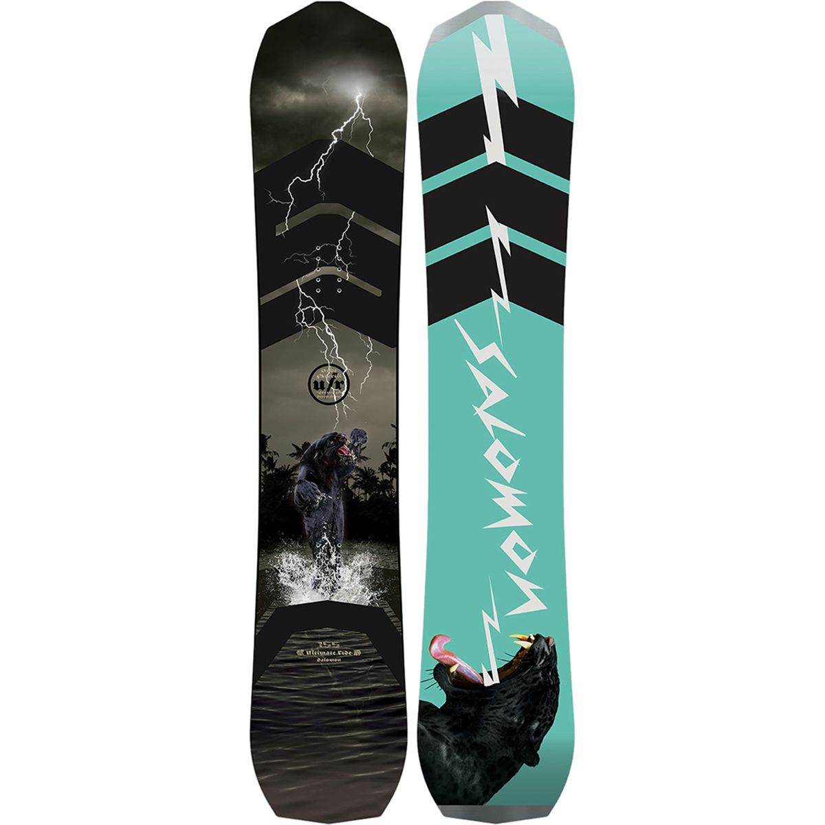 Salomon Snowboards Ultimate Ride Snowboard One Color, 150cm SAL01FK-ONECOL-S150CM