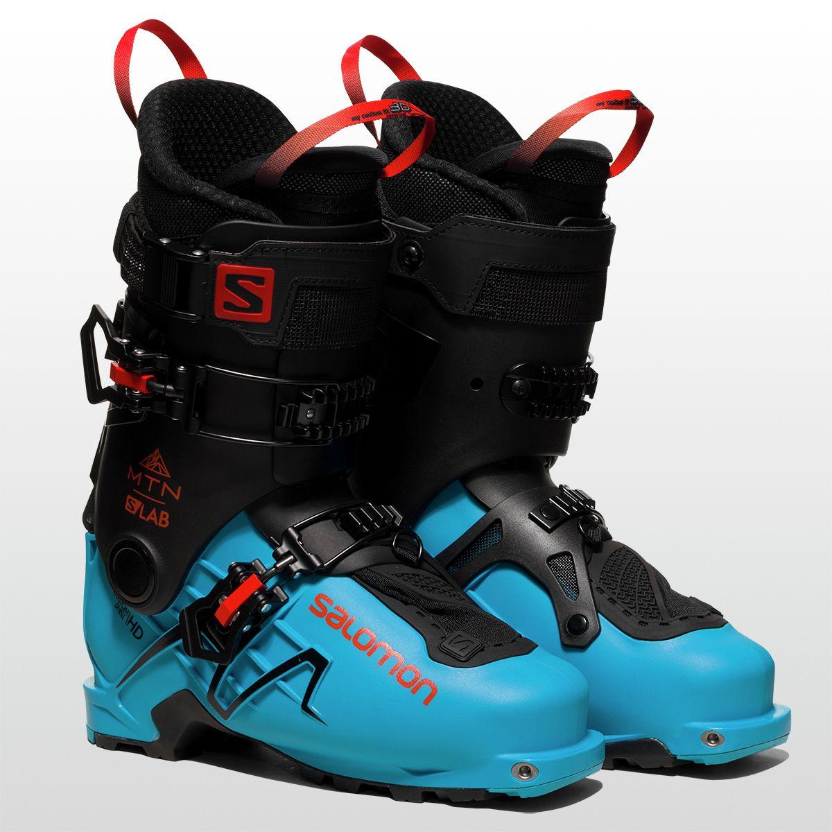 Test touring ski boots Salomon MTN Explore | Shop