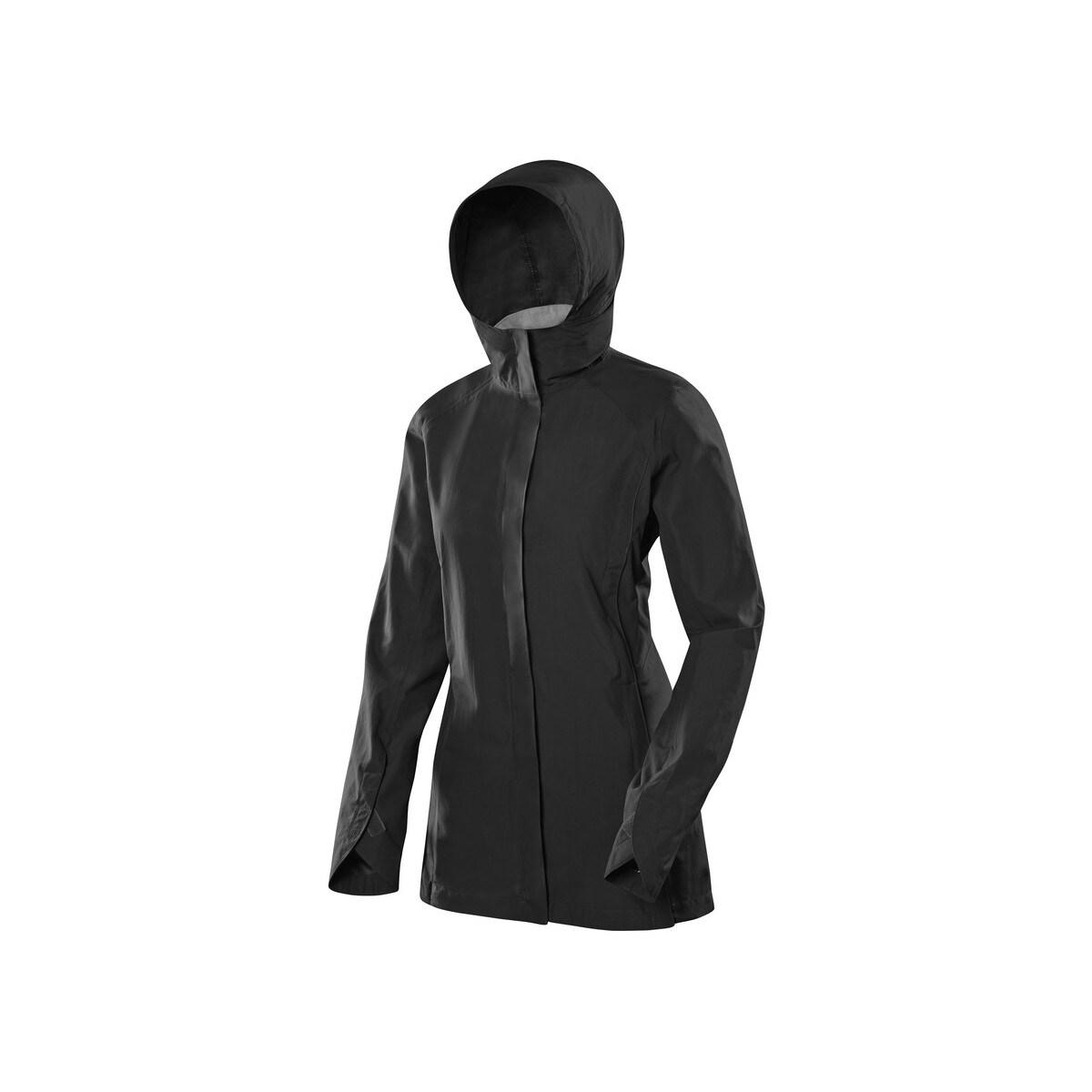 photo: Sierra Designs Women's Pack Trench Rain Jacket