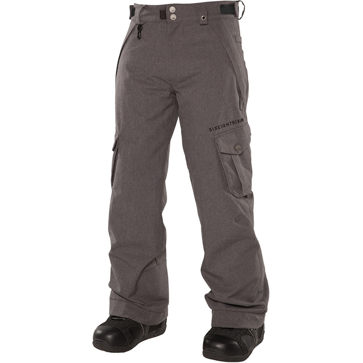 Image of 686 Smarty Original Cargo Insulated 3-in-1 Pant - Boys'