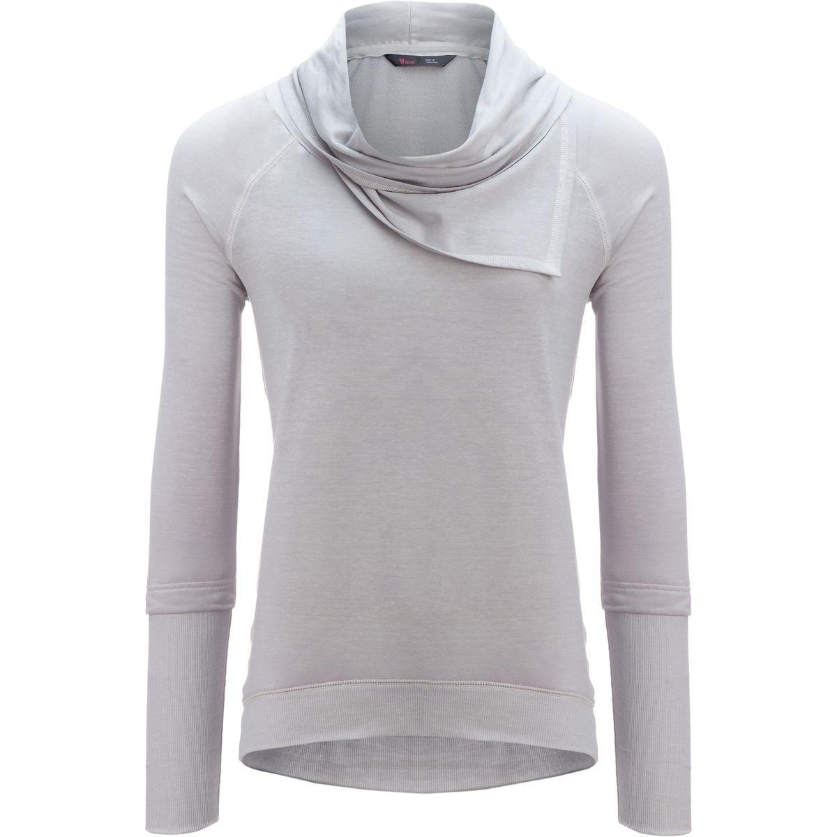 Stoic Handkerchief Pullover Sweatshirt - Women