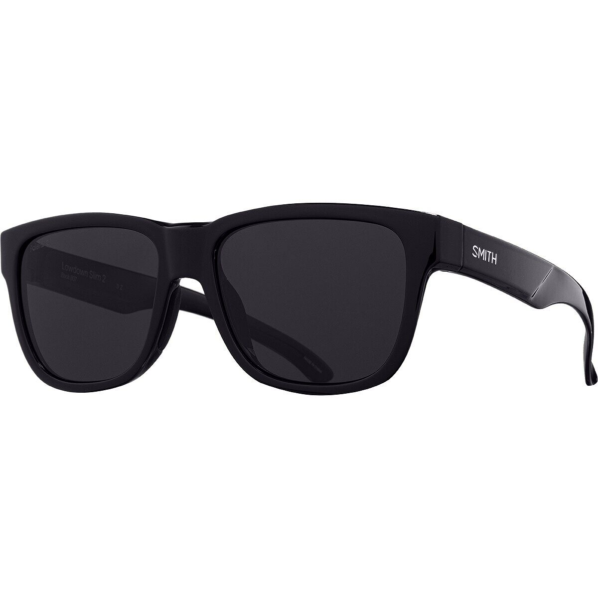 389e78d620 Smith Lowdown Slim 2 Polarized Sunglasses
