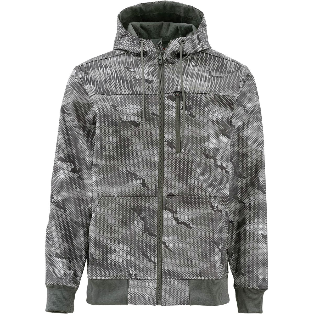 Simms Rogue Hooded Fleece Jacket - Men