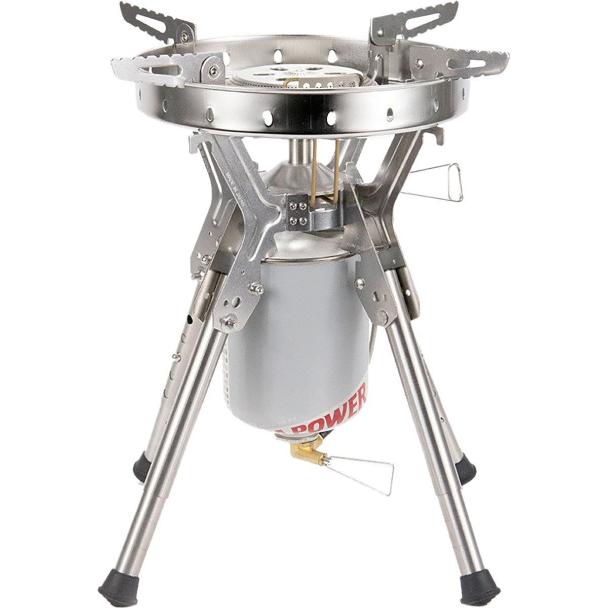photo: Snow Peak GigaPower LI Stove