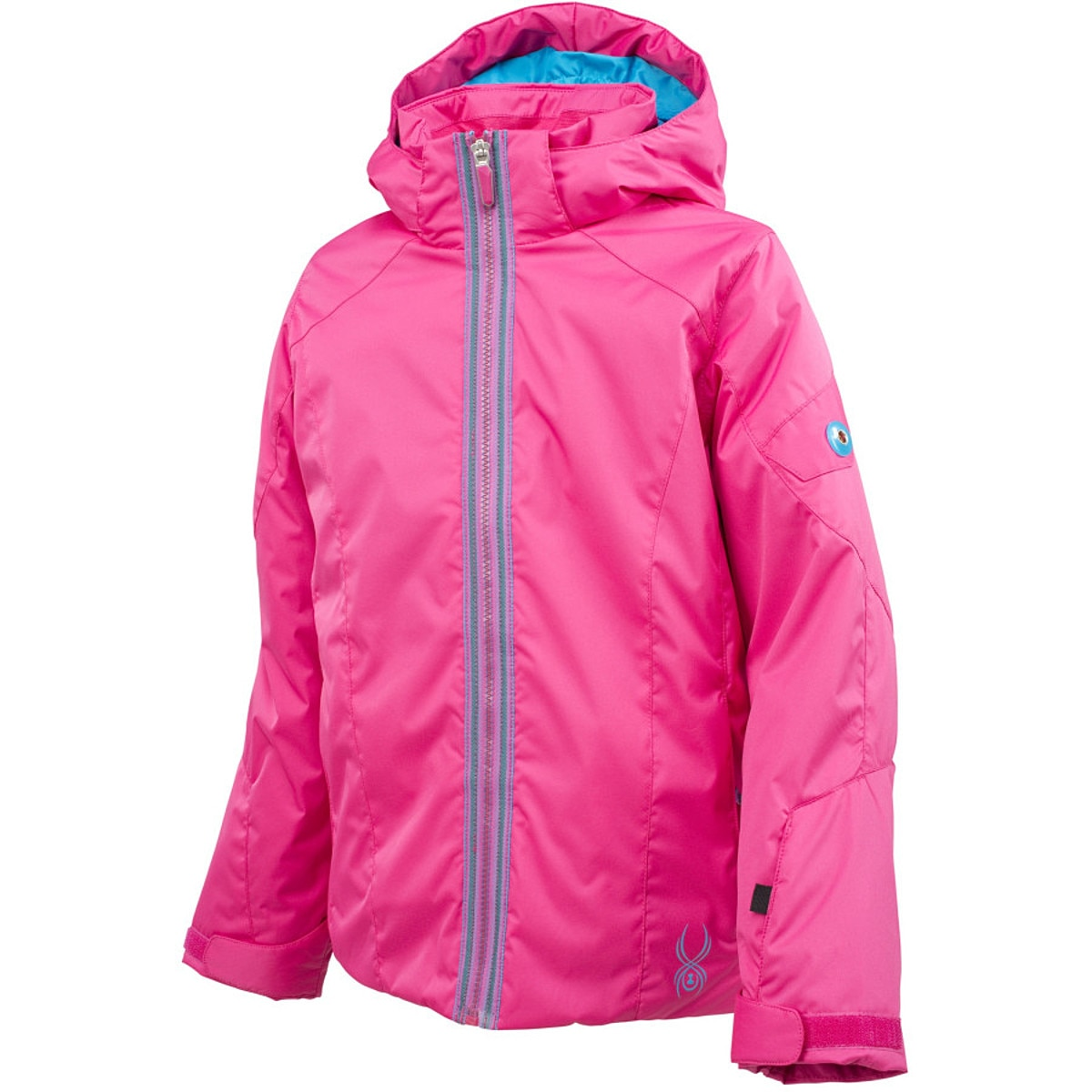 photo: Spyder Bitsy Charm Jacket snowsport jacket