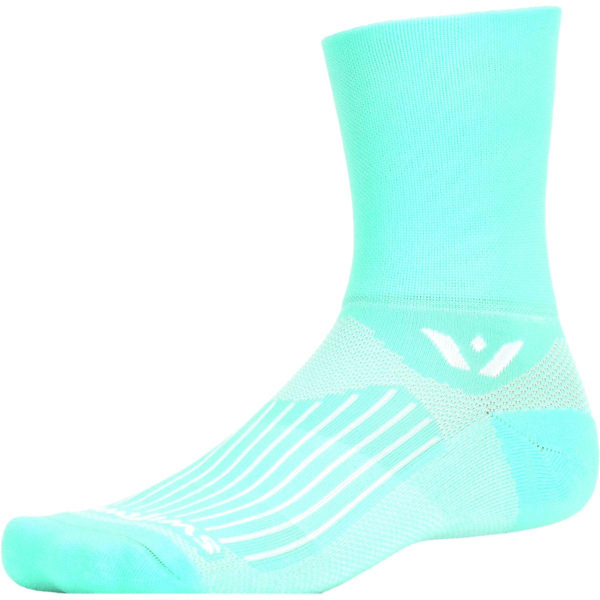 Swiftwick Aspire Four Sock Cool Mint S