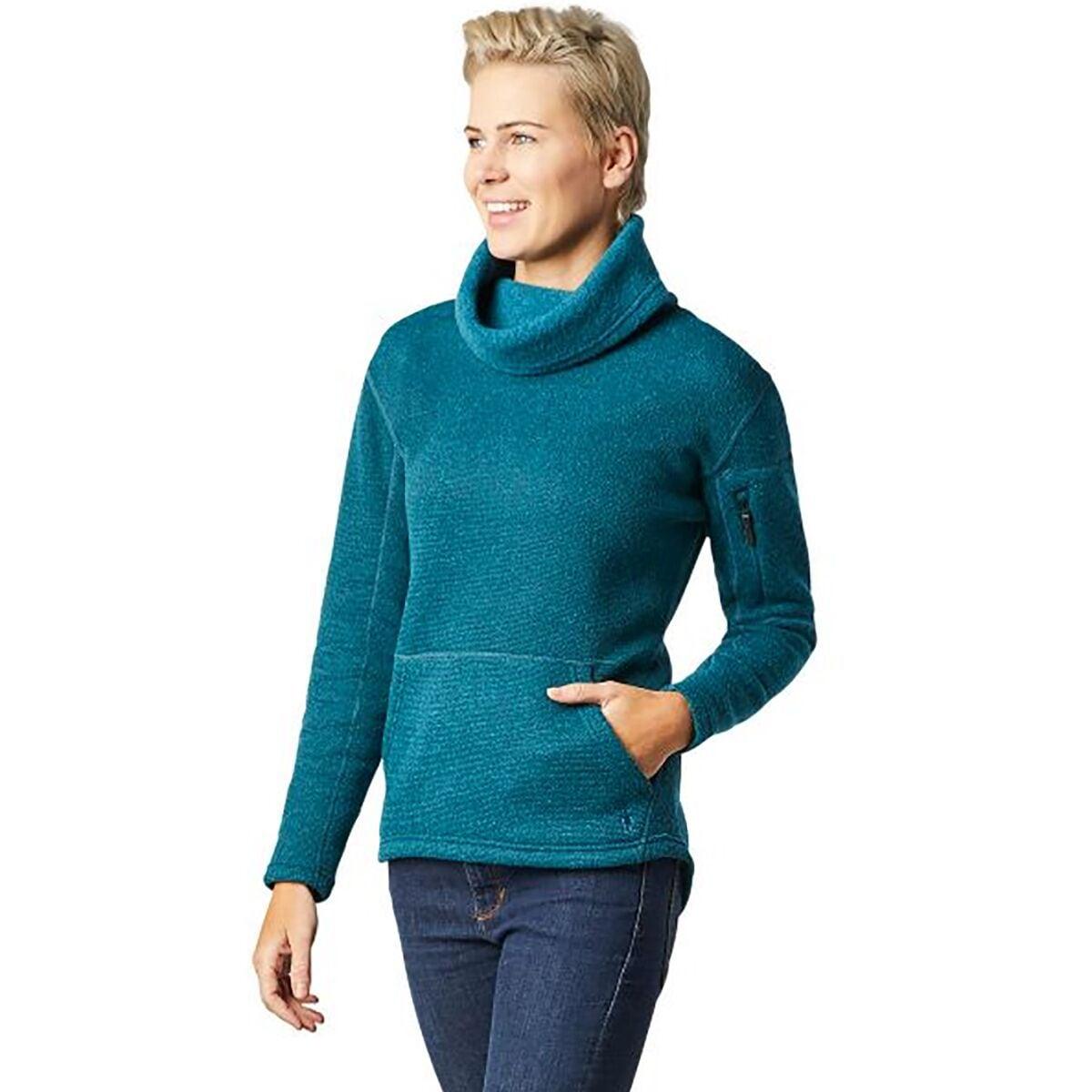 Hudson Trail Pullover Fleece Sweater - Women