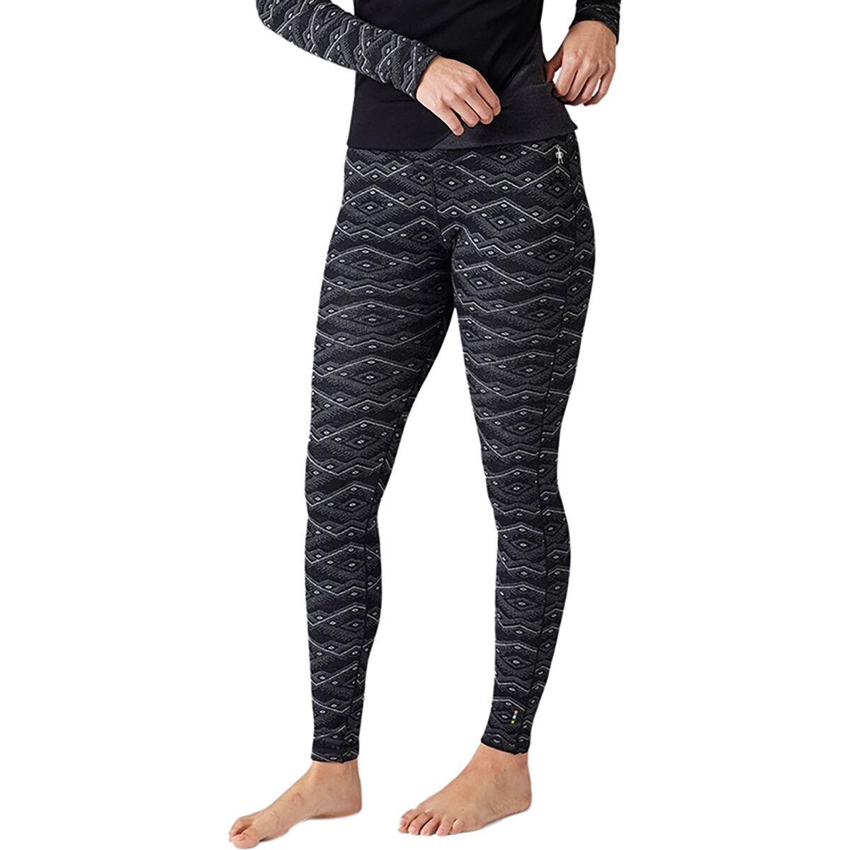 Merino 250 Baselayer Pattern Bottom - Women
