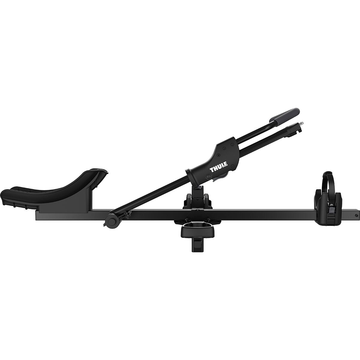 Thule T1 Single Bike Hitch Rack Black, 2in and 1.25in