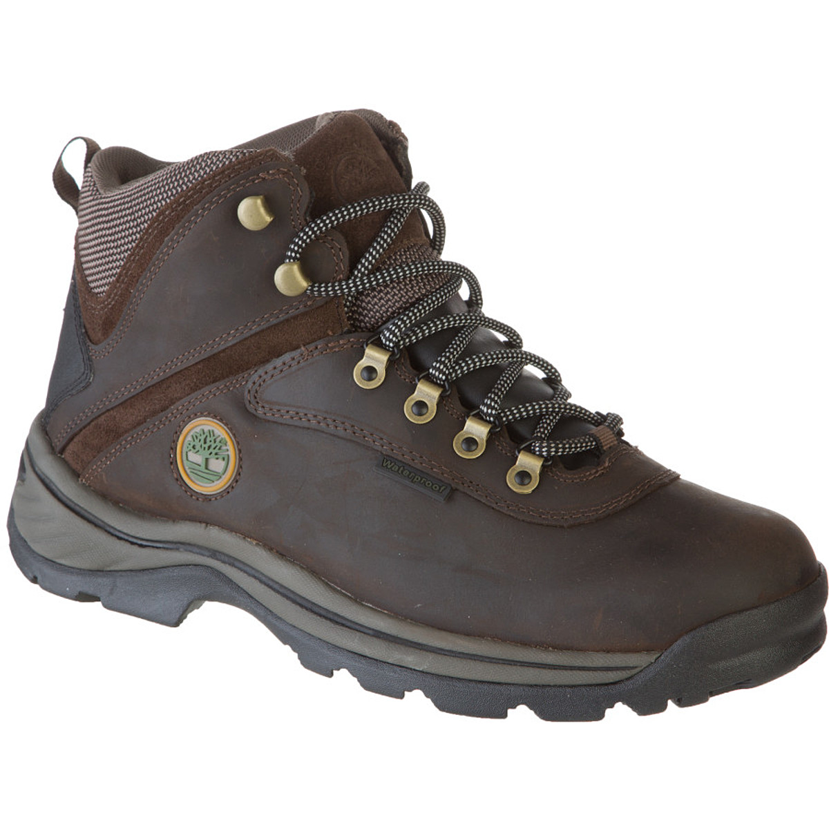 photo: Timberland Men's White Ledge Mid Waterproof hiking boot