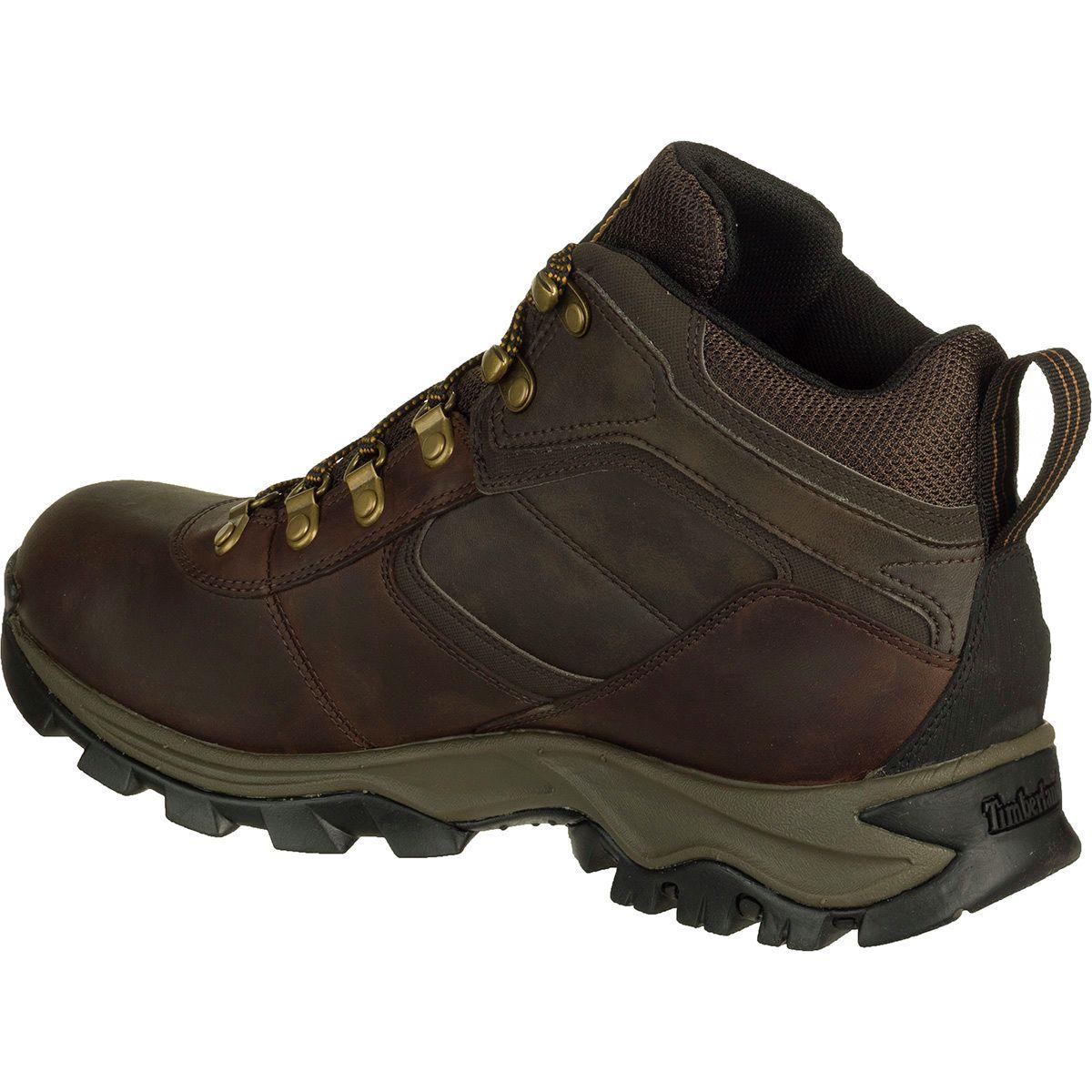 thumbnail 14 - Timberland Mt. Maddsen Mid Waterproof Hiking Boot - Men's