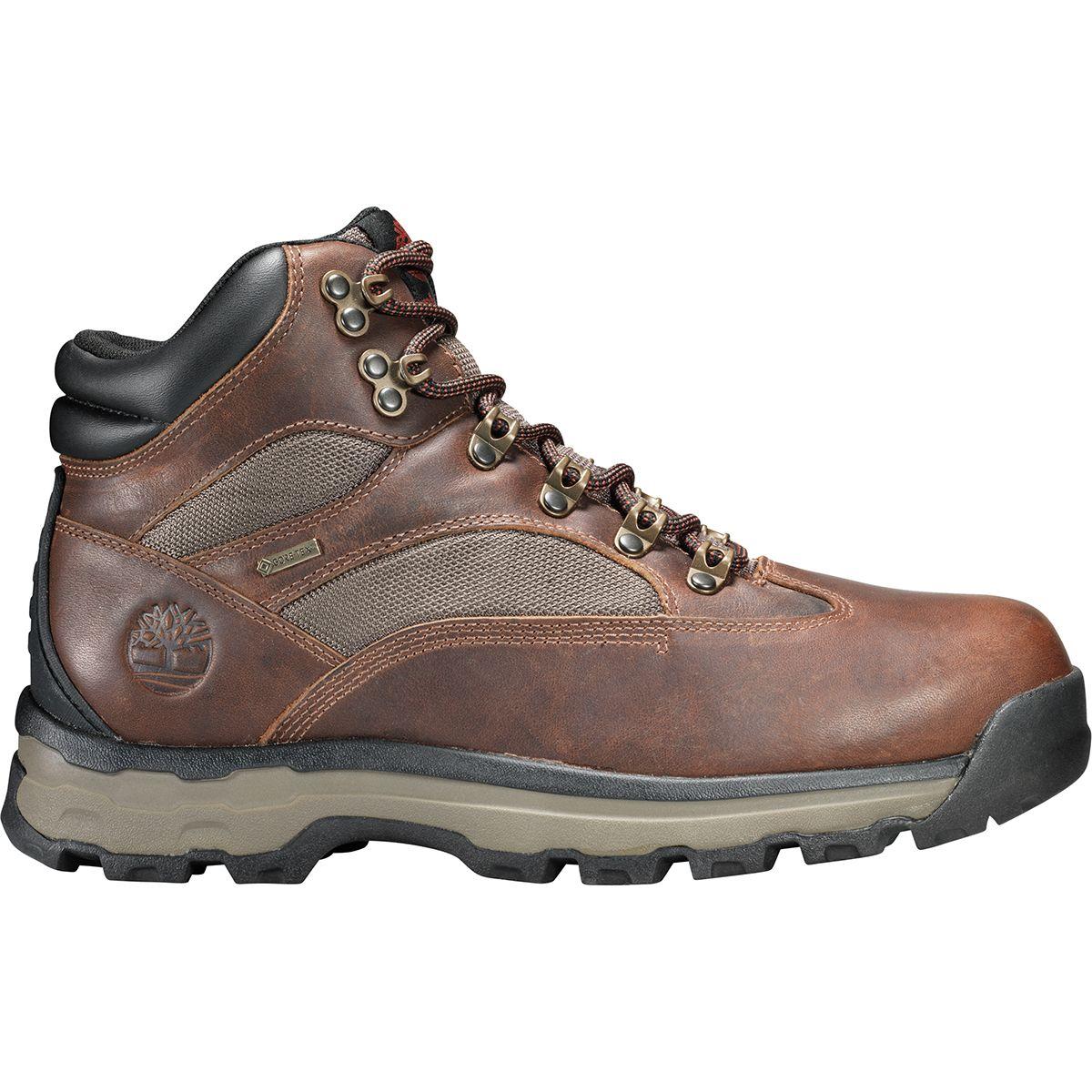 90266fb8b2b Timberland Chocorua Trail 2 Mid GTX Boot Mens Medium Brown Full Grain 80