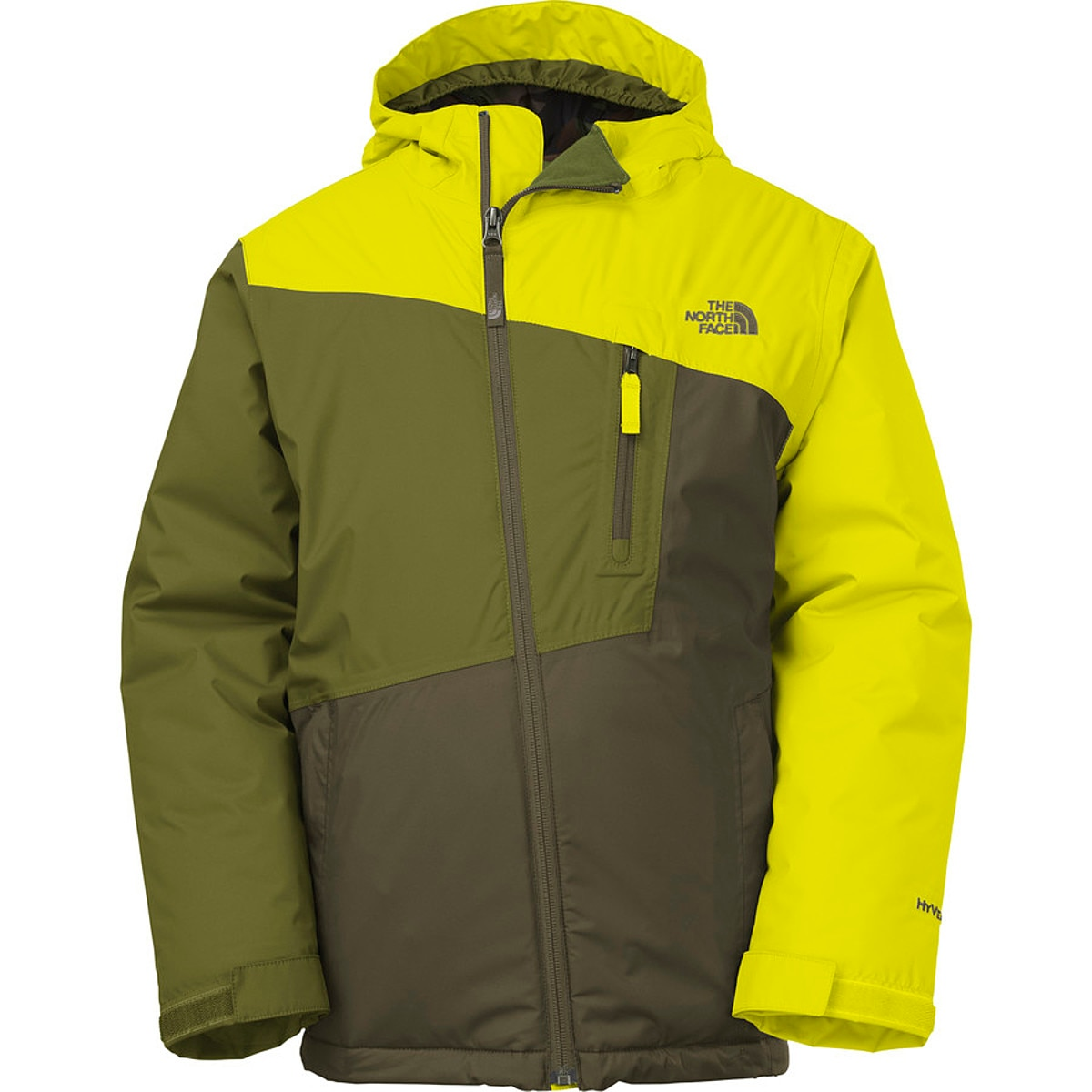 photo: The North Face Boys' Gonzo Insulated Jacket