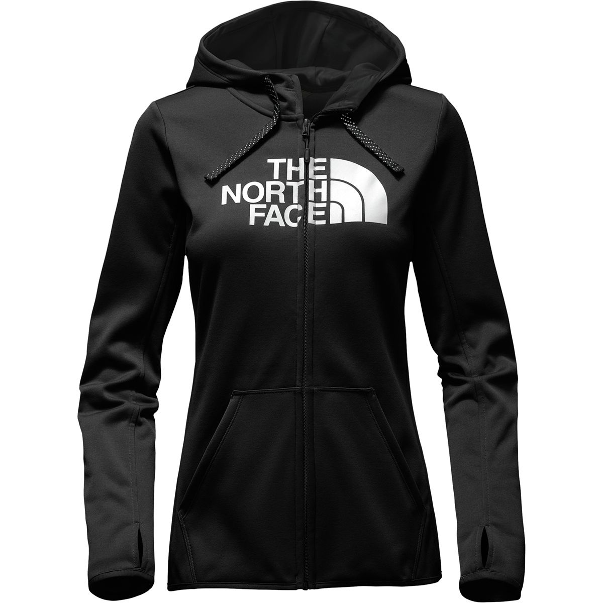 The North Face Fave Half Dome Full-Zip Hoodie - Women