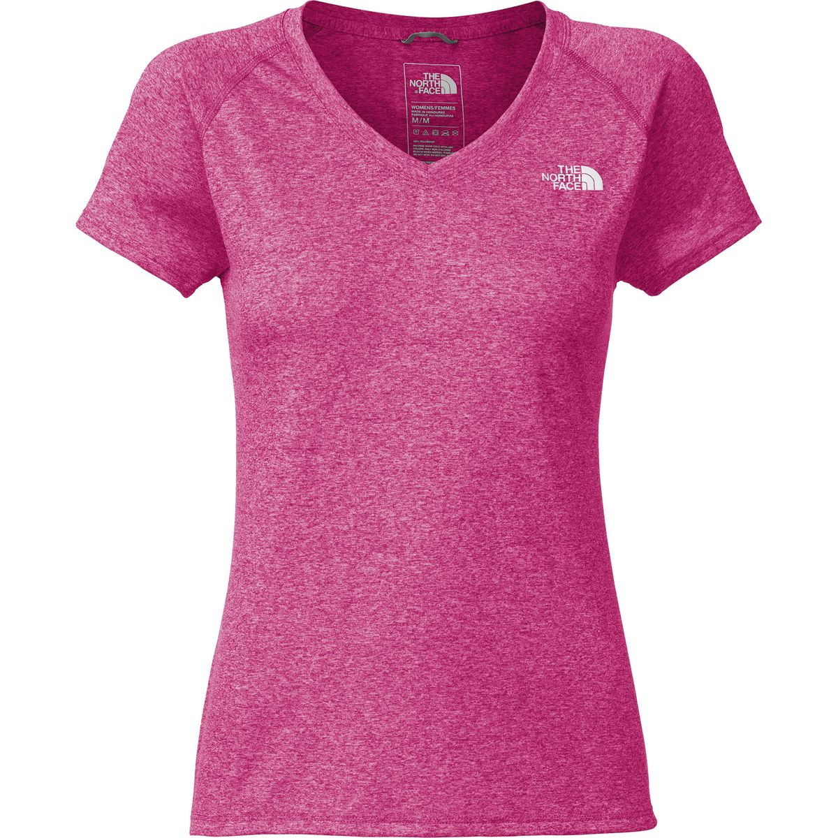 The North Face Reaxion Amp V-Neck T-Shirt - Short-Sleeve - Women
