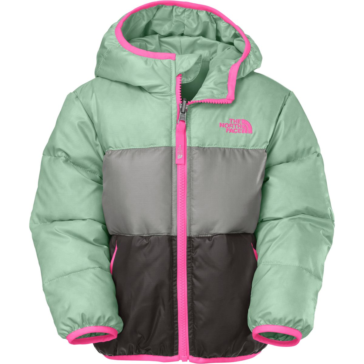 The North Face Moondoggy Reversible Down Jacket - Toddler Girls